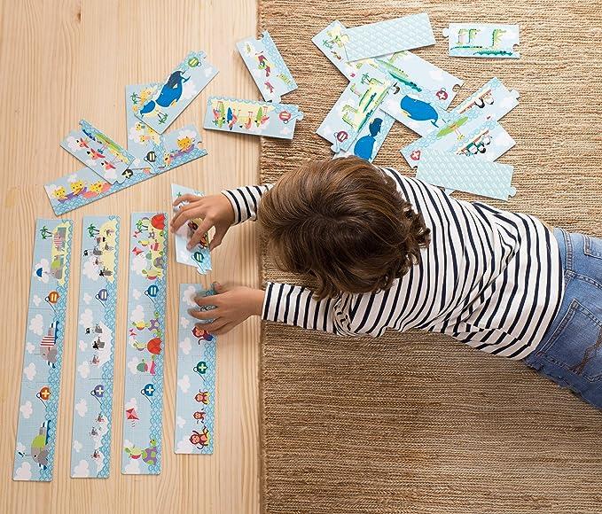 APLI Kids- Puzle, Color surtido (14771): Amazon.es: Juguetes y juegos