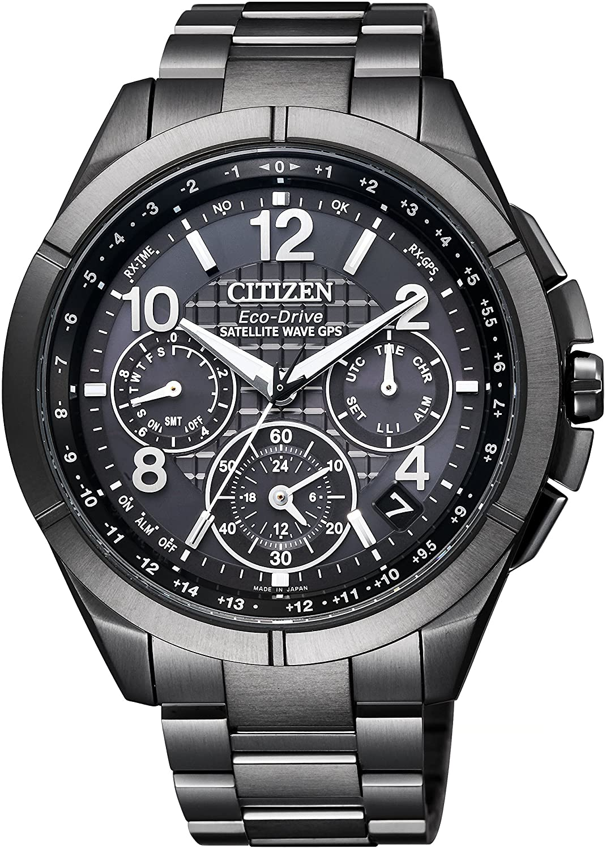 [シチズン]CITIZEN 腕時計 ATTESA アテッサ エコドライブGPS衛星電波時計 F900 CC9075-52F メンズ B075JF8KZS