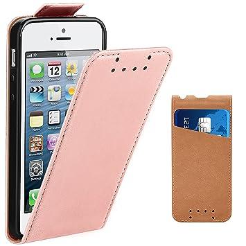 Iphone 5 Hülle Iphone 5s Hülle Supad Leder Tasche Für Apple Iphone
