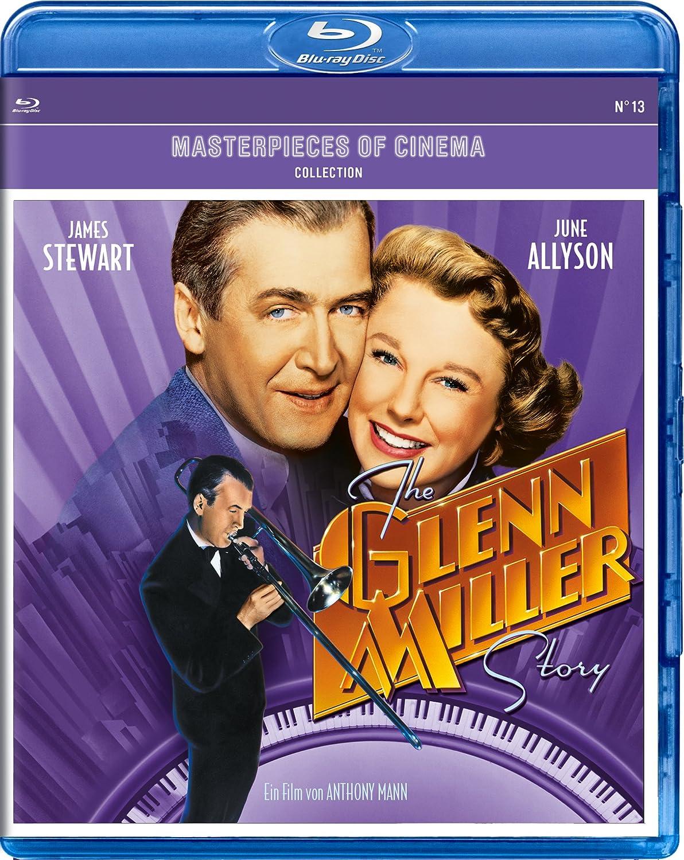 The Glenn Miller Story [Blu-ray] EU import: Amazon.co.uk: James ...