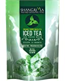 Shangri La Tea Company Iced Tea, Organic Tropic Green, Bag of 6, 1/2 Ounce Pouches