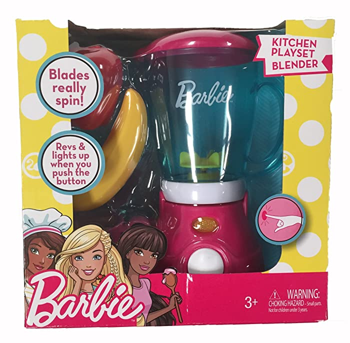 The Best Barbie Kitchen Playset Blender