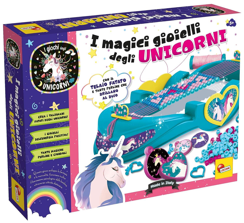 Lisciani Giochi La Fabbrica delle Saponette degli Unicorni, 70350