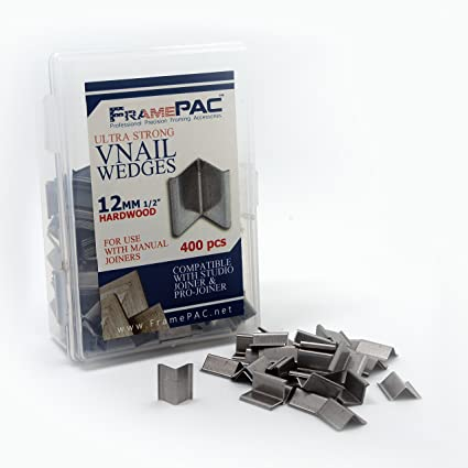 V Nails For Picture Framing Ultra Strong 12mm 12 Inch Vnail