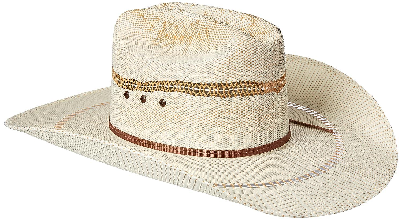 Ariat Mens 2-Tone Bangora Open Brim Cowboy Hat Ariat Men' s Accessories A73124