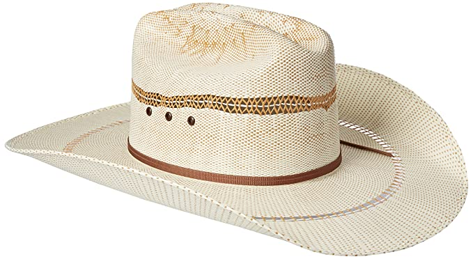 4b6b484bc578d ARIAT Men s 2-Tone Bangora Open Brim Cowboy Hat at Amazon Men s ...