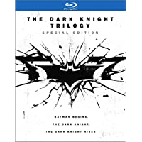 Deals on The Dark Knight Trilogy Special Edition Blu-ray