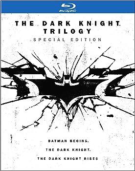 The Dark Knight Trilogy on Blu-ray (6 Discs)