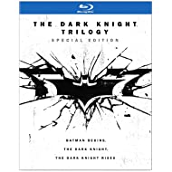 The Dark Knight Trilogy: Special Edition (Blu-ray)