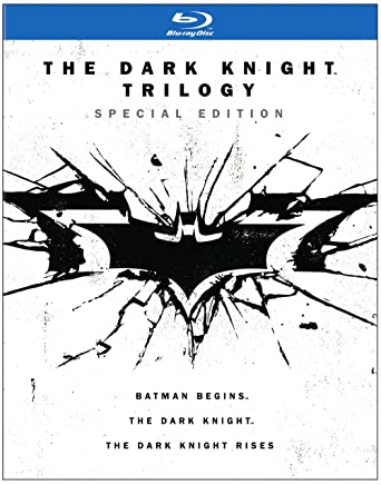 392976b7 Amazon.com: The Dark Knight Trilogy Special Edition (BD) [Blu-ray ...