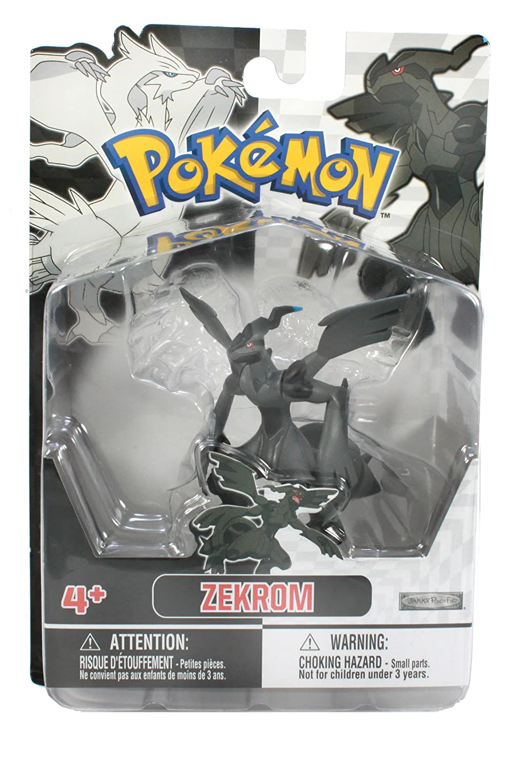 Amazon Jakks Pacific Pokemon Black And White Figure Single Pack Volume 1