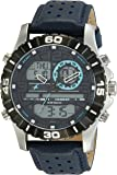 Fastrack Analog-Digital Blue Dial Men's Watch-38035SL02