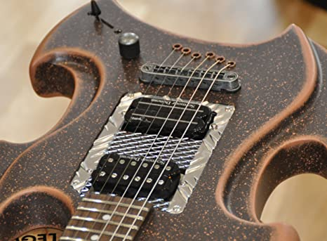 Guitarra eléctrica Cort Moscato 1 marrón oscuro oxidado: Amazon.es ...
