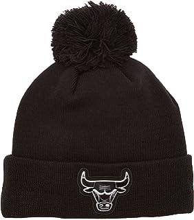1572865fc92 New Era OFSA Logo Shine Bobble Beanie Hat Black