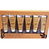 Tuscan Hills Scented Hand Cream Boxed Gift Set