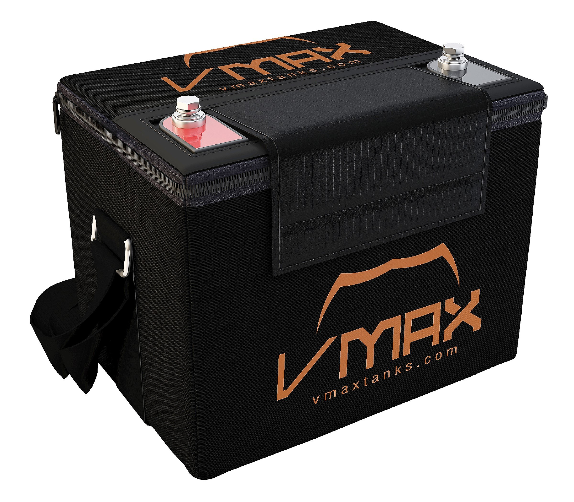 VMAX VPG12C-50Li Lithium Ion Power Generator 50AH 12V U1 Deep Cycle Battery for Minn Kota Trolling Motor with Li_Ion Charger by VMAXTANKS (Image #3)