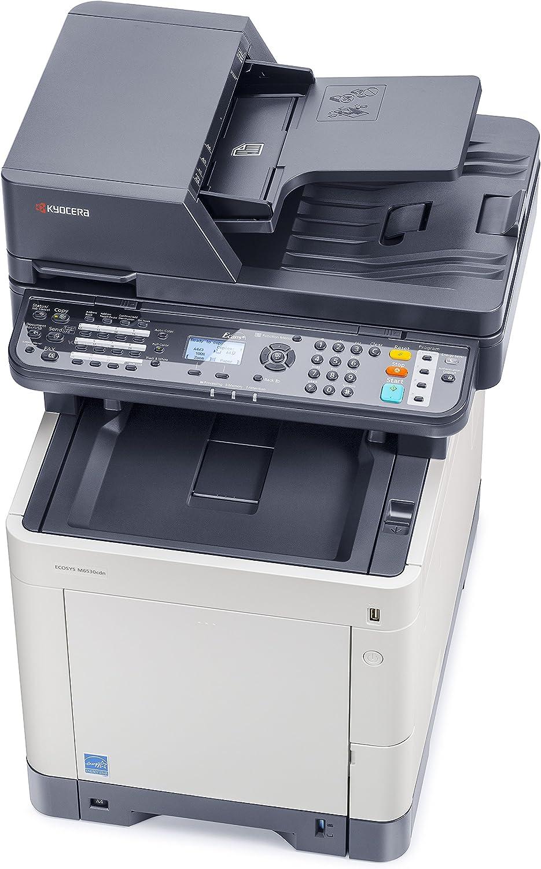 Kyocera Ecosys M6030cdn Farblaser-Multifunktionsgert Drucker ...