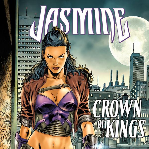 Jasmine: Crown of Kings (Issues) (5 Book Series)