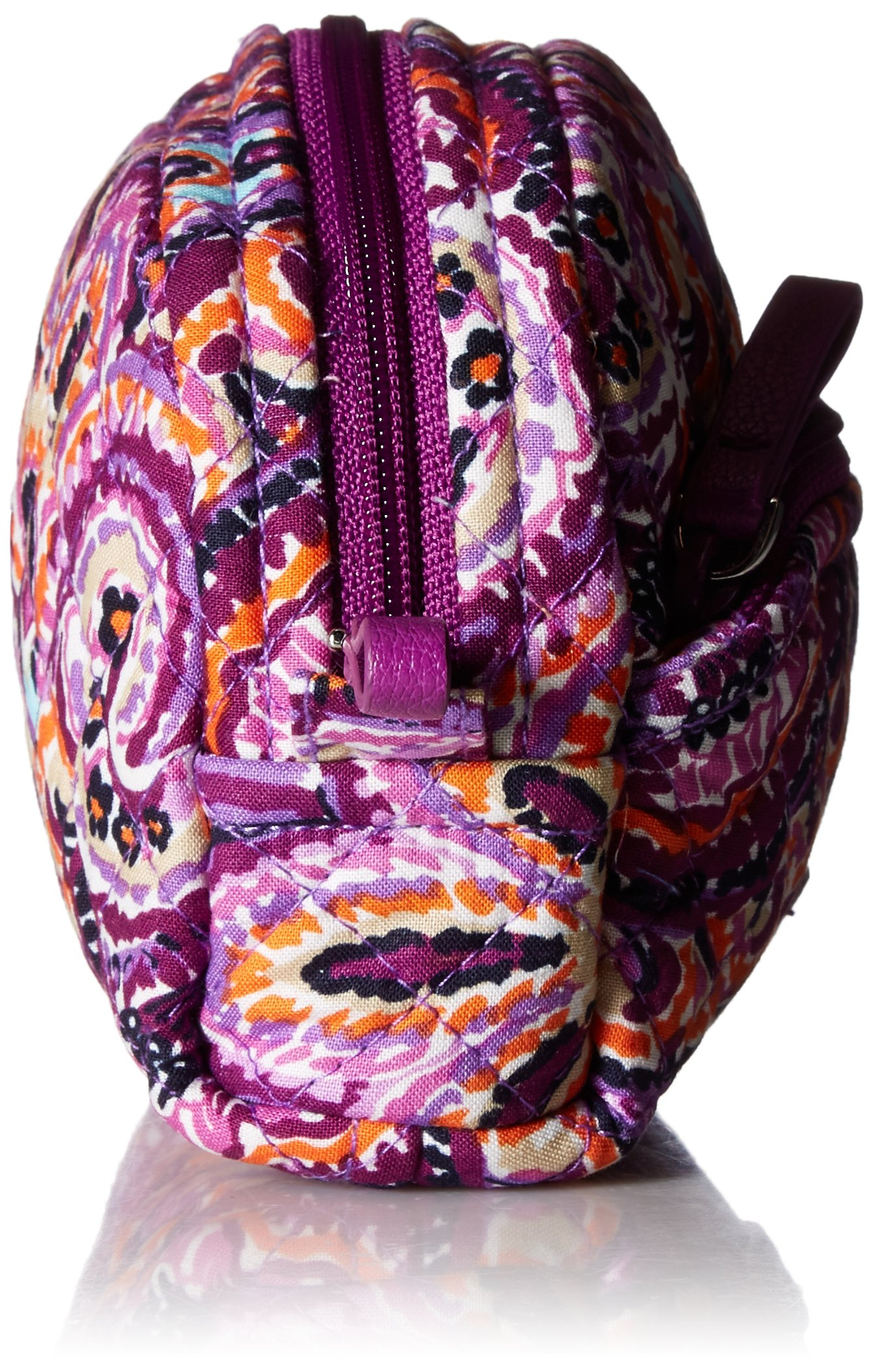 Vera Bradley Iconic Mini Cosmetic, Signature Cotton, Dream Tapestry by Vera Bradley (Image #3)