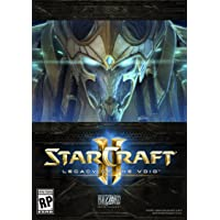 Starcraft 2: Legacy of the Void for PC or Mac