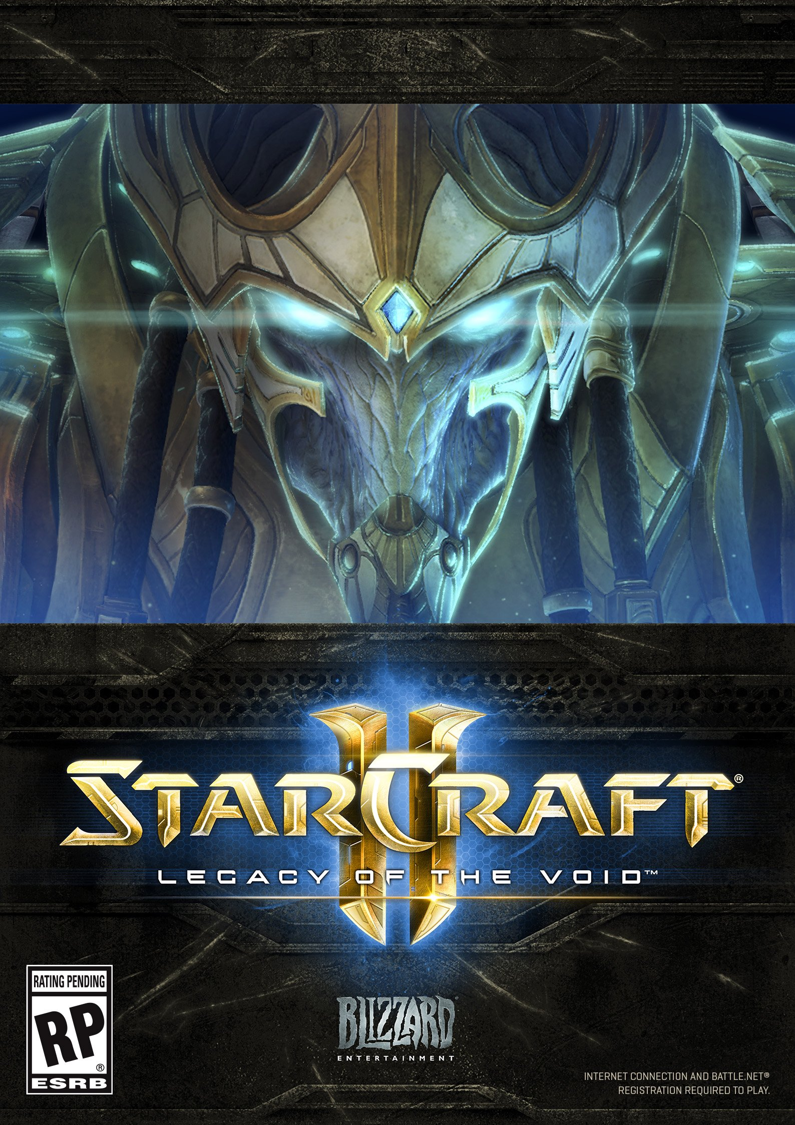 Starcraft II: Legacy of the Void - Standard Edition by Blizzard Entertainment