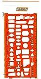 Minerva Organigraph Trace symbole Orange