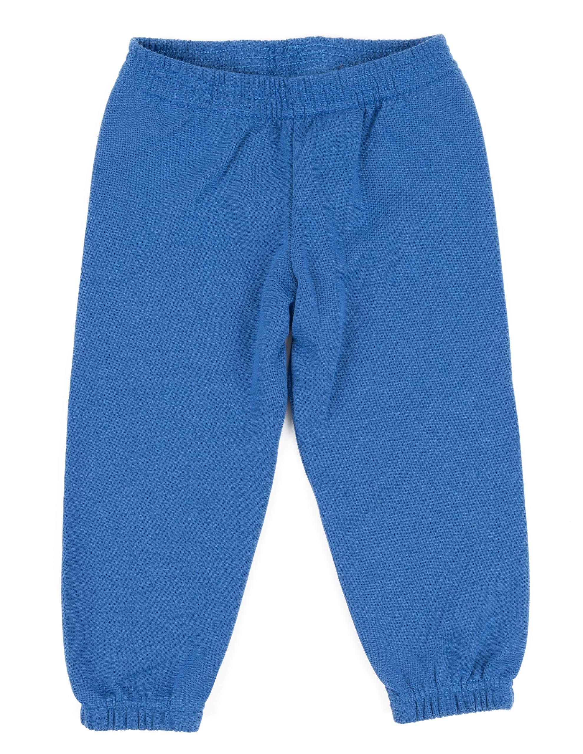 Leveret Boys Sweatpants Royal Blue 14 Years