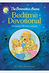 The Berenstain Bears Bedtime Devotional: Includes 90 Devotions (Berenstain Bears/Living Lights: A Faith Story) Kindle Edition