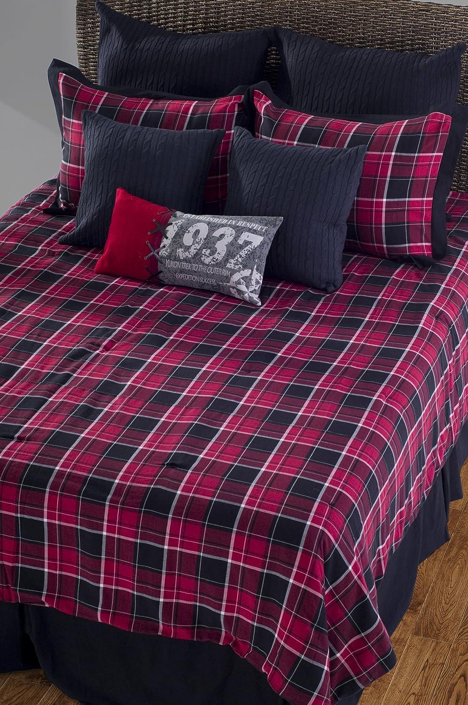 Rizzy Home Alaska 10-Piece Comforter Set, King