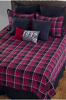 rizzy home alaska 10piece comforter set king - Alaskan King Bed