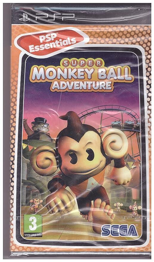 Amazon.com: Super Monkey Ball Adventure – Essentials Edition ...