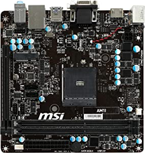 MSI AM1I Mini-ITX AMD Motherboard