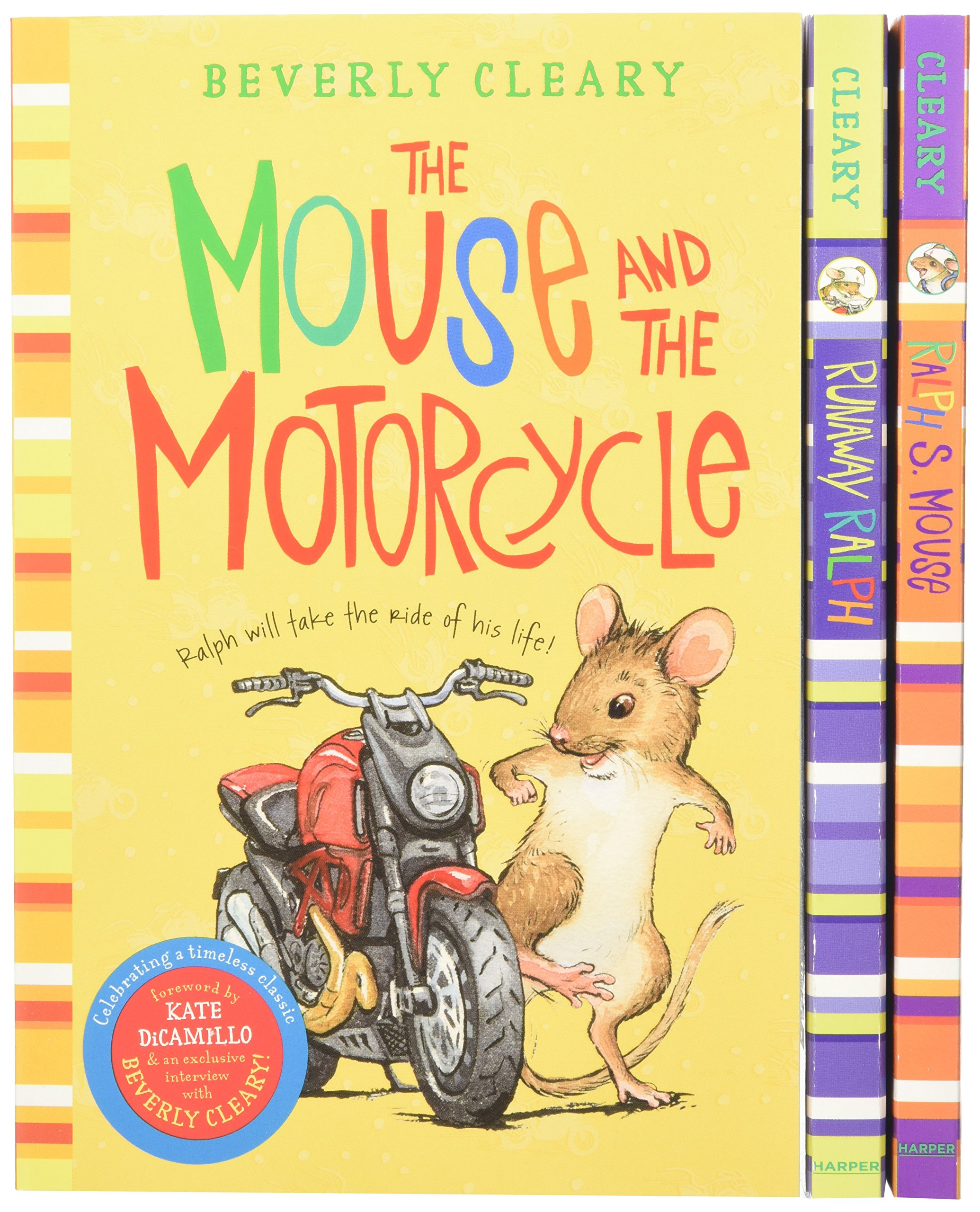 Ralph Mouse Collection Motorcycle Runaway product image