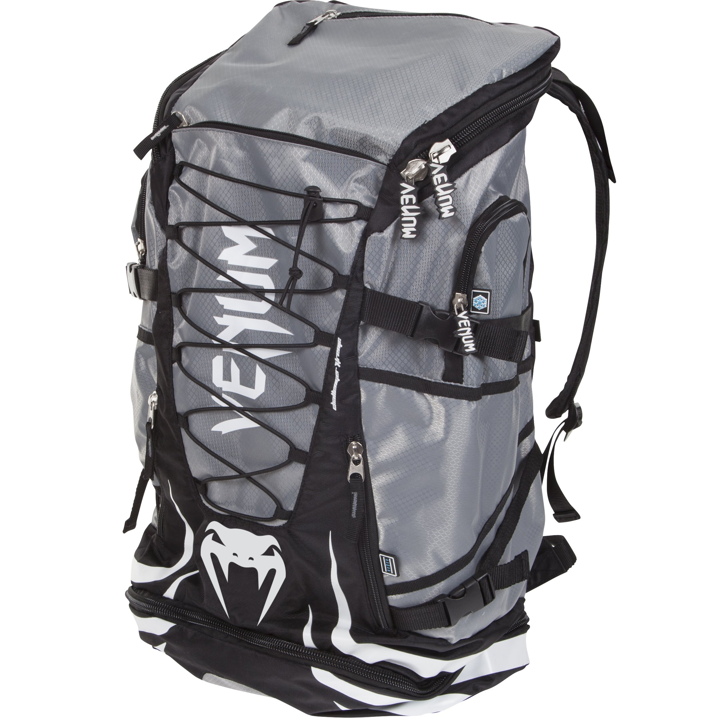 Venum ''Challenger Xtreme Backpack, Black/Grey, One Size