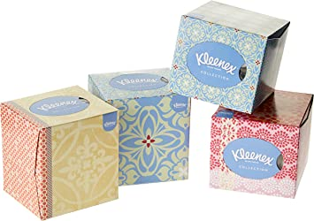 Kleenex Collection pañuelos de papel caja cúbico marco de fotos ...