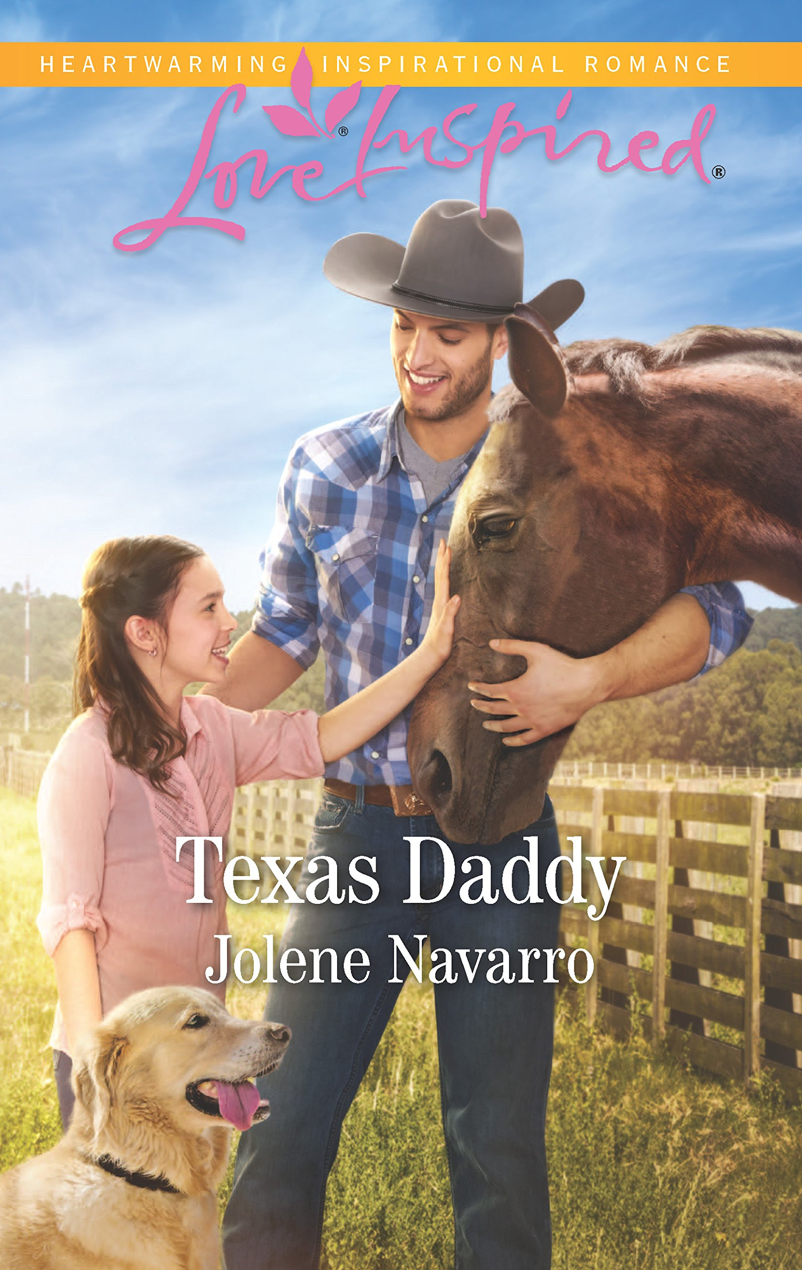 Download Texas Daddy (Lone Star Legacy (Love Inspired)) PDF