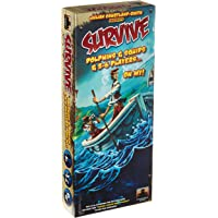 Stronghold Games Survive: Dolphins & Squids & 5-6 Players... Oh My!