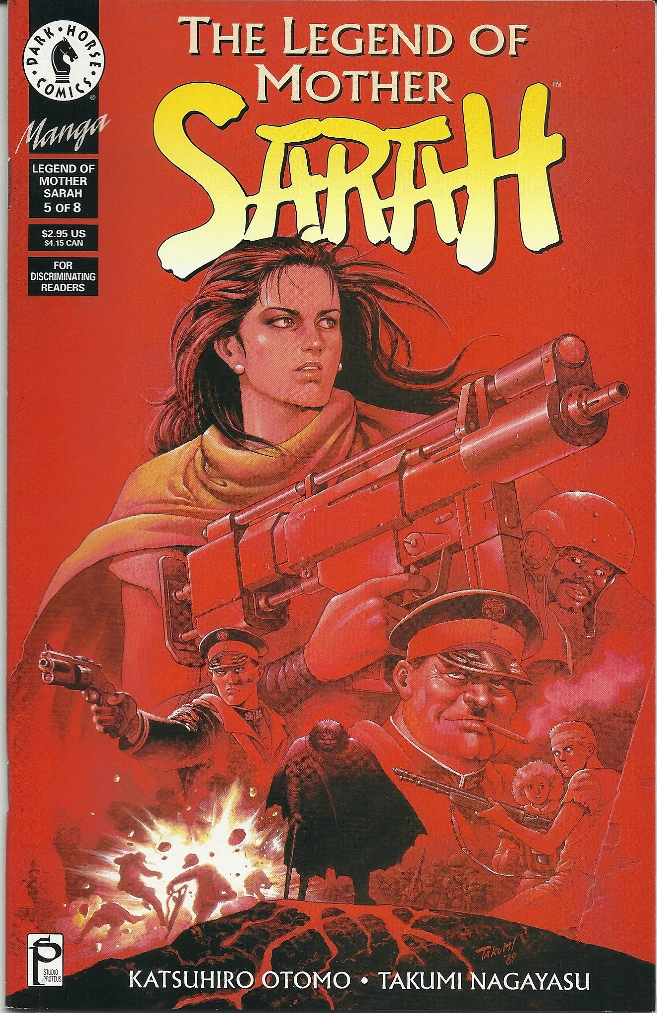 Image result for The Legend of Mother Sarah
