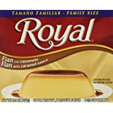 Royal Flan With Caramel Dessert Mix 5.5oz