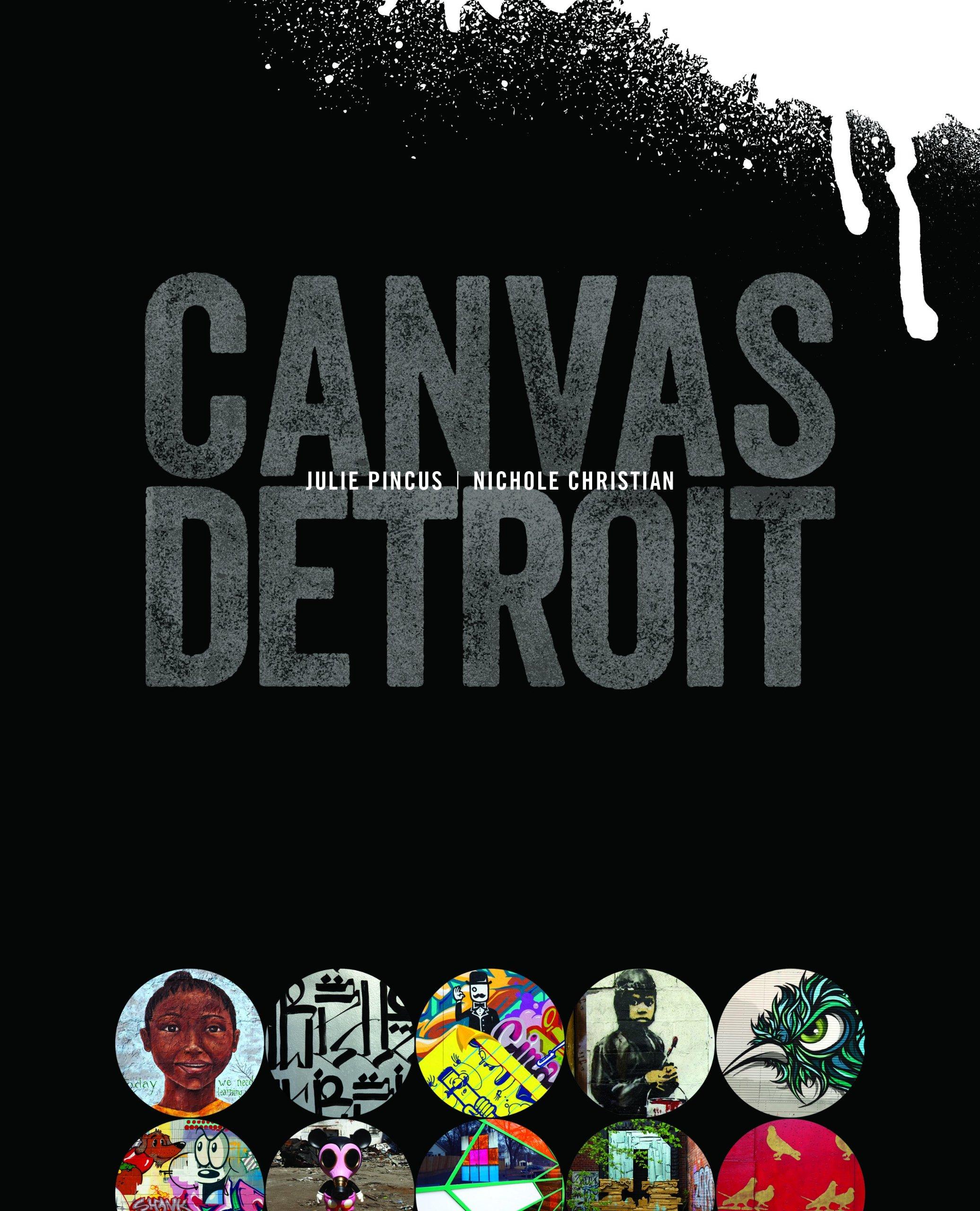 Canvas Detroit (Painted Turtle): Julie Pincus, Nichole