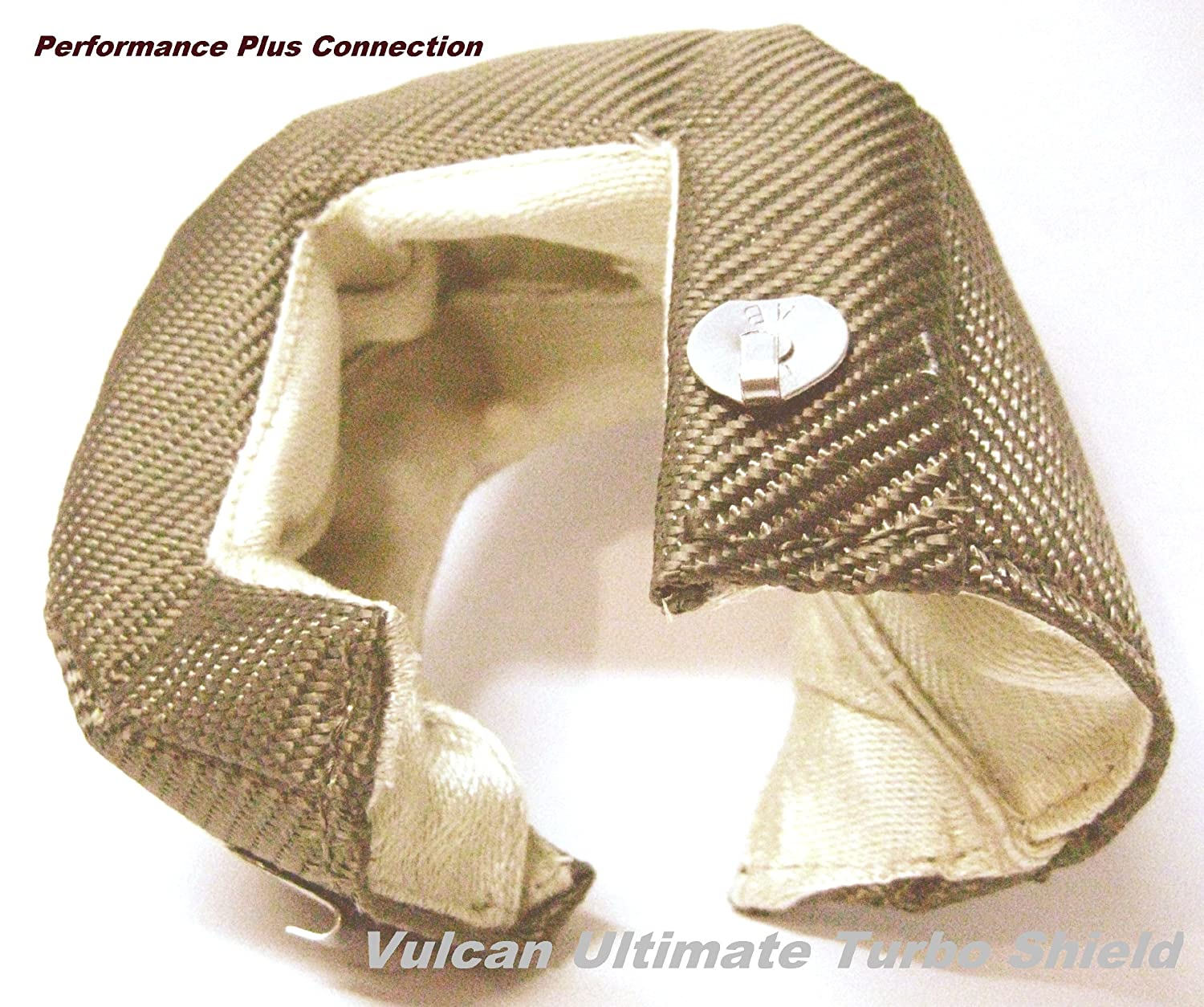 Amazon com: T3 Vulcan Ultimate Custom Fit Turbo Heat Shield
