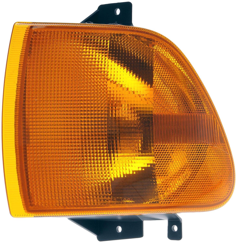 Dorman 888-5304 Front Driver Side Marker Light Assembly for Select Ford Sterling Trucks