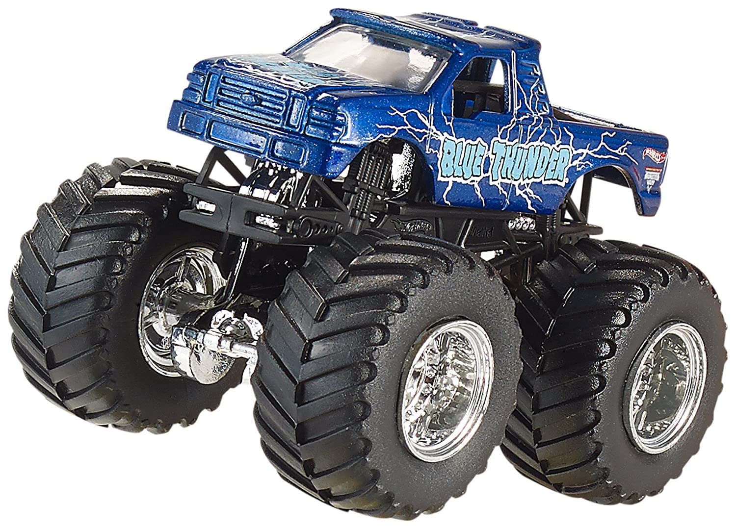 Amazon Com Hot Wheels Monster Jam Launch And Smash Playset Toys