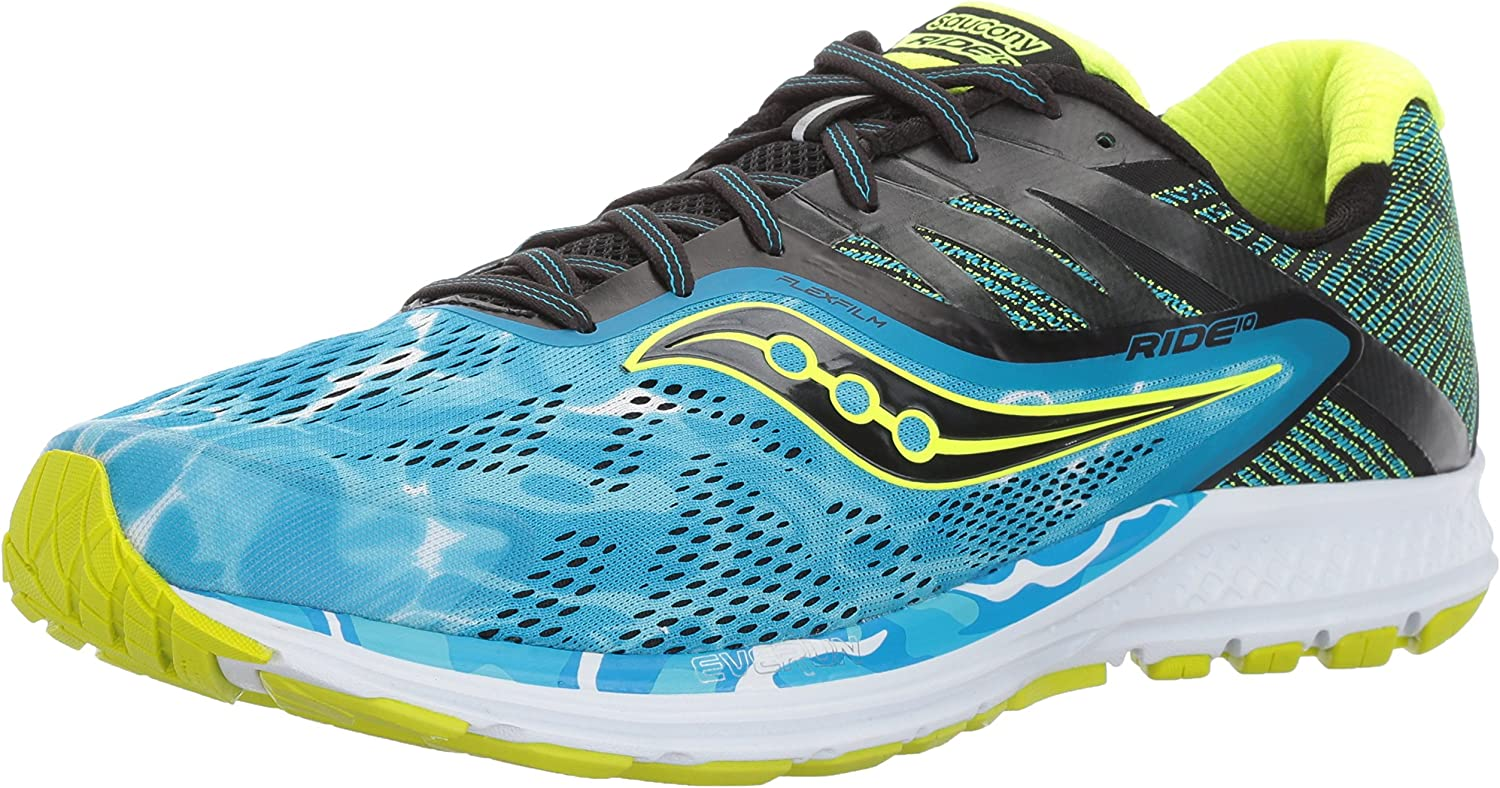 Saucony Men s Ride 10 Running-Shoes