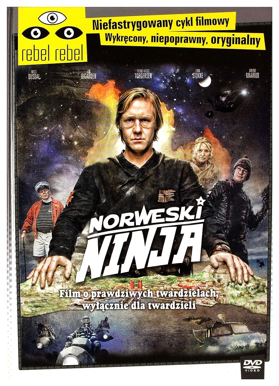 Amazon.com: Norwegian Ninja [DVD] (IMPORT) (No English ...