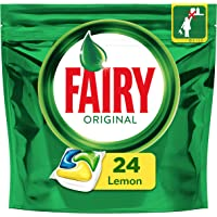 Fairy Original All In One Dishwasher Tablets Regular 24 pack