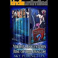 Viking Ancestors: Rise of the Dragon (Books 1-6)- Complete Series