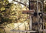 Hunt Comfort Hiker GelCore Hunting Seat, Coyote Brown