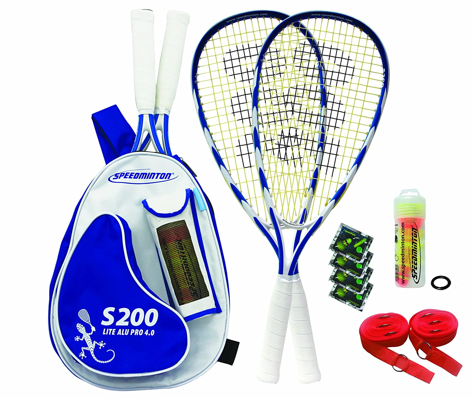 Speedminton Speedminton Set (incl. Easycourt) 400080