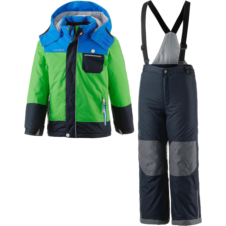 Icepeak Kinder Skianzug Set Jerry KD 52105